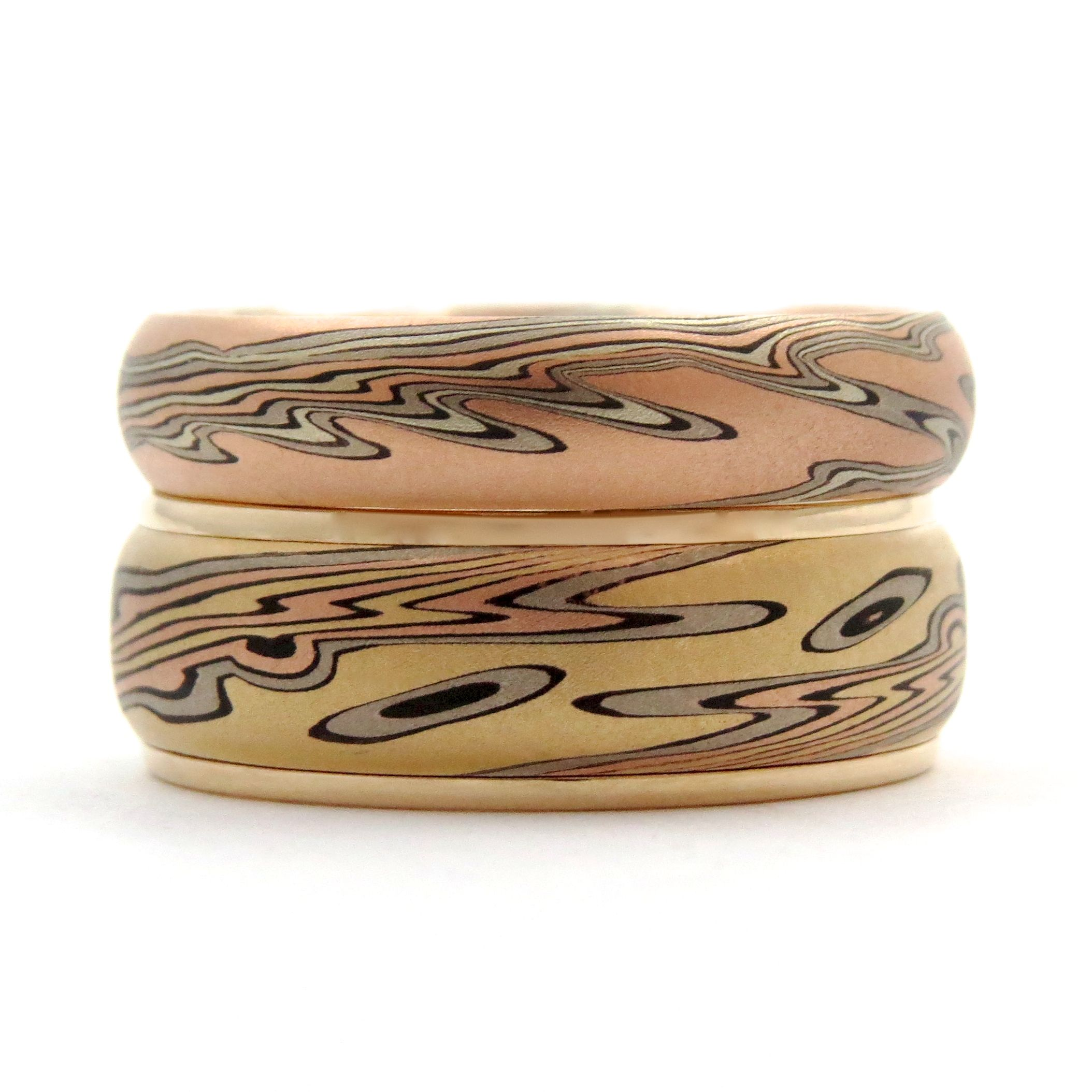 For Affonso Mokume Gane is a highly skilled ancient art form of