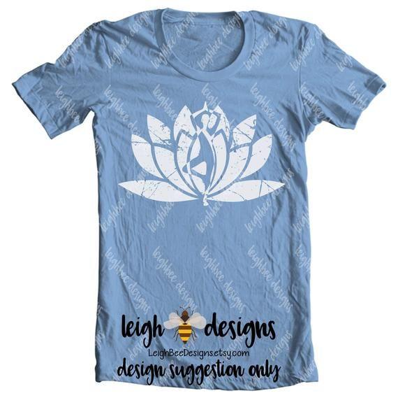 Distressed Lotus Flower Svg Grunge Svg Grunge Lotus Yoga