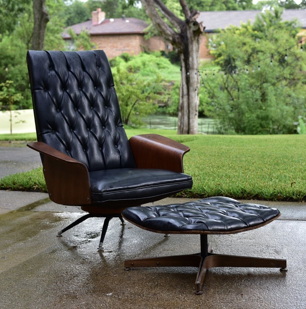 Image of  Plycraft Lounge Chair by Mulhauser