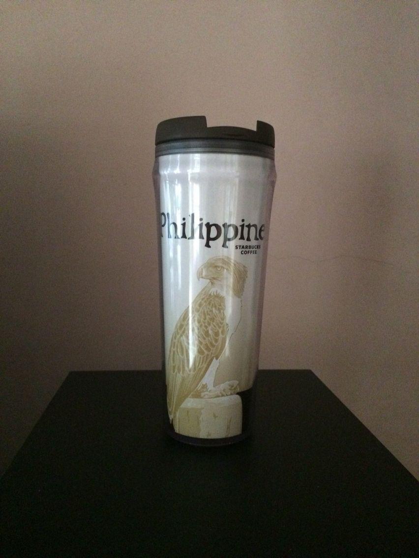 Philippines Glassware, Starbucks tumbler, Mugs
