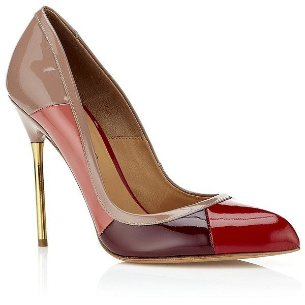 Kurt Geiger London Doll Patent Court Shoe