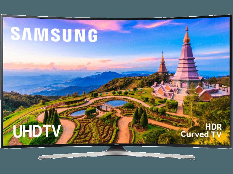 Tv Led 55 Samsung Ue55mu6225kxxc Uhd 4k Hdr Curvo Samsung Smart Tv Televisor