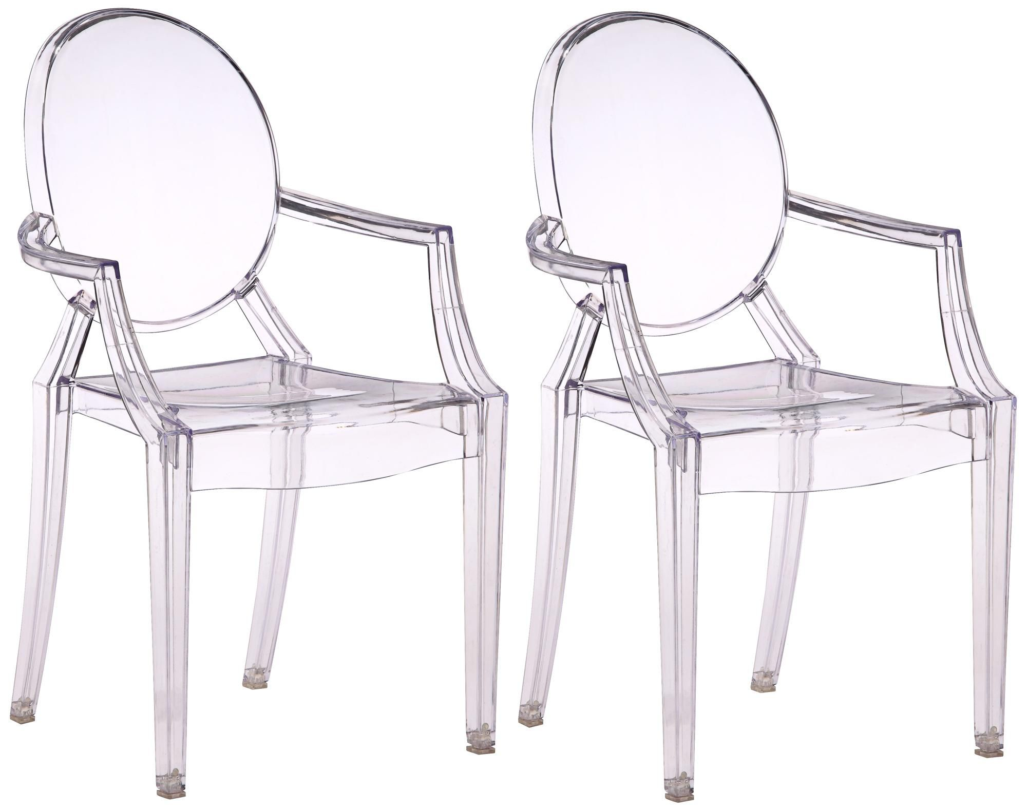 Sessel Anime Set Of Two Zuo Baby Anime Transparent Kids Armchairs Interior