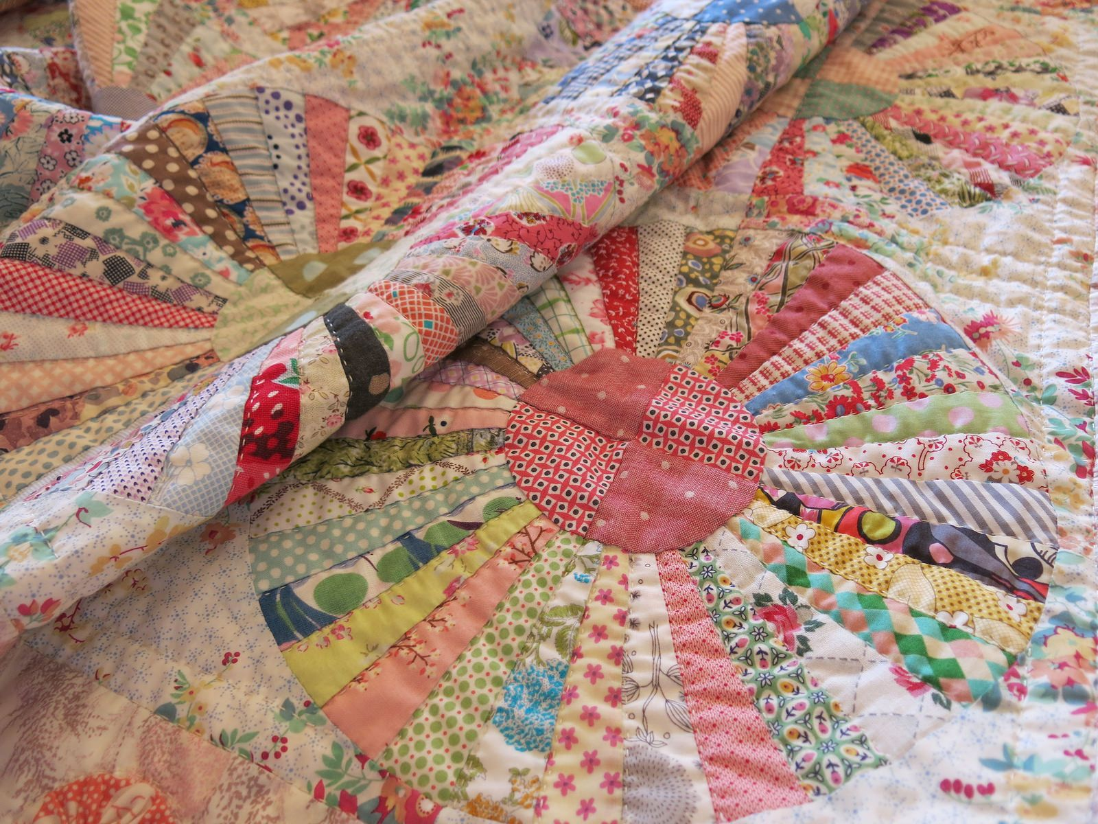 Carousel Quilt By Sandra Boyle Of Everyday Quilts Pattern