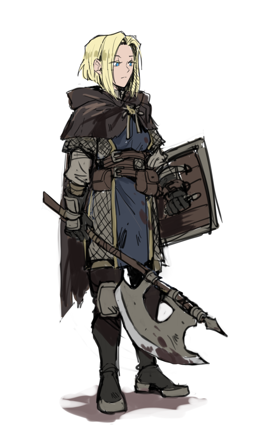dc9spot, My Paladin got trapped in Barovia for 5 years.... | Fantasy character design, Character ...