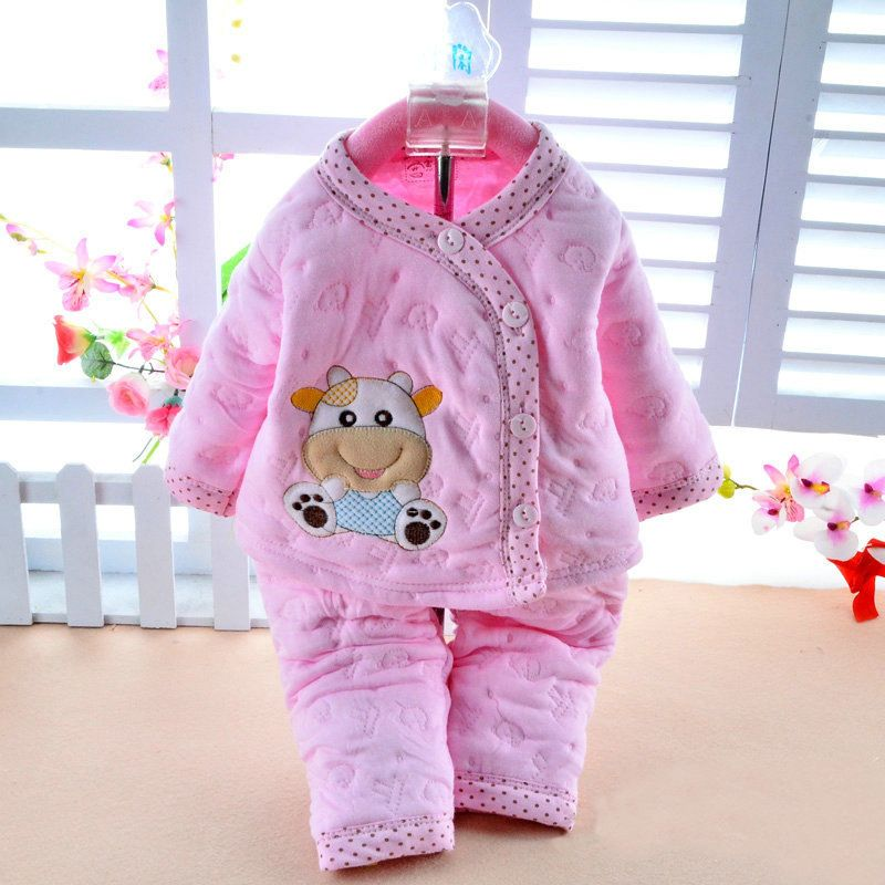 Nice Retail Baby Girl Clothes Newborn Autumn Winter Baby Clothing Baby Born Suit Long Sleeve Ba Baby Girl Outfits Newborn Newborn Outfits Winter Baby Clothes