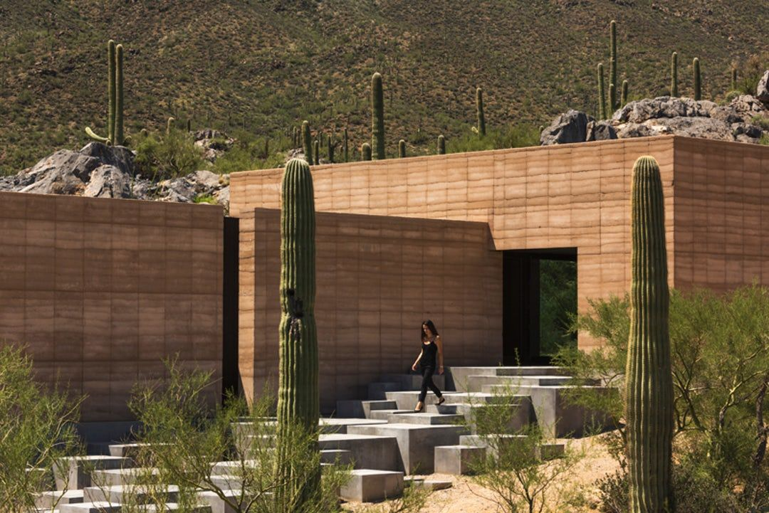 Back To Basics: 7 Homes Built With Rammed Earth   Architizer · Architecture  DesignMinimal ...