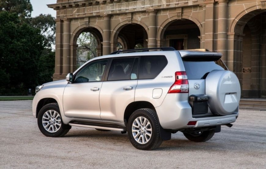 2019 Toyota Prado Appearance Engine Specs Preview Toyota Land Cruiser Prado Toyota Land Cruiser Toyota