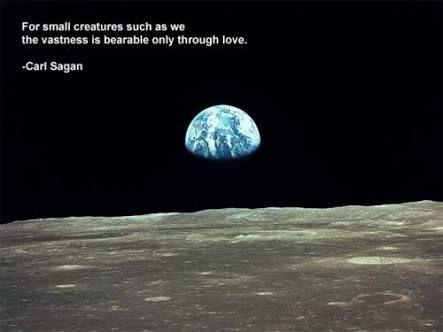 Image Result For Carl Sagan Quote Love Ness Tim's Reception Adorable Carl Sagan Love