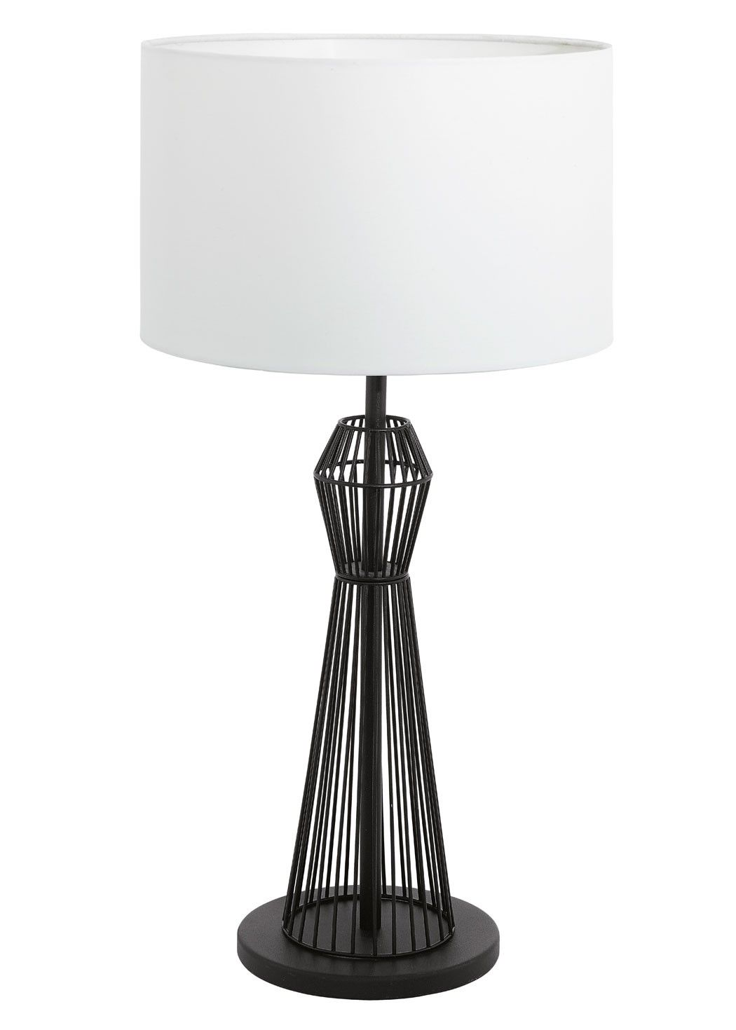 Matching floor and table lamps - Eglo Valseno Table Lamp Black 99 Matching Floor Lamp Available