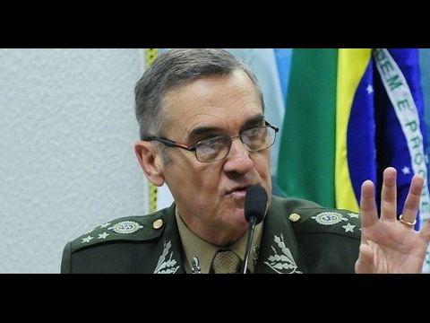 "Novo presidente do Senado ""despeja"" Comando do Exército"