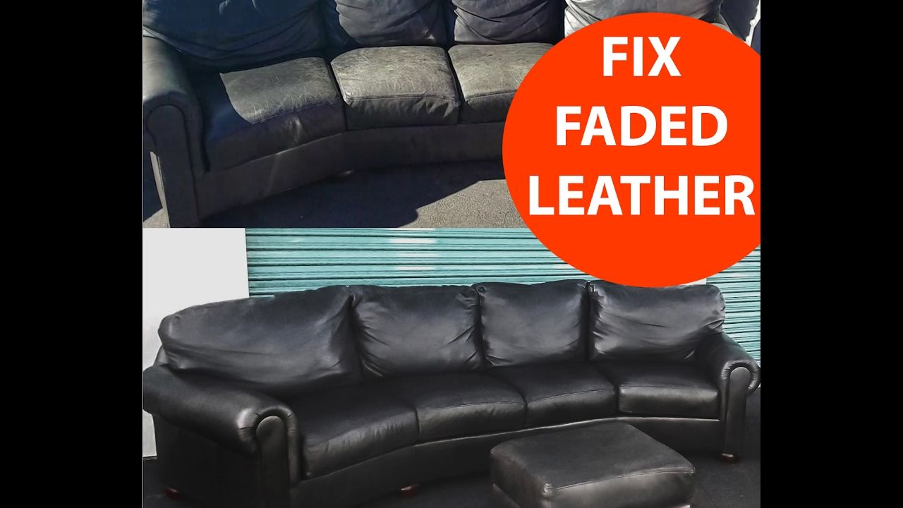 Magnificent How To Darken Faded Black Leather Blog About Leather Gamerscity Chair Design For Home Gamerscityorg