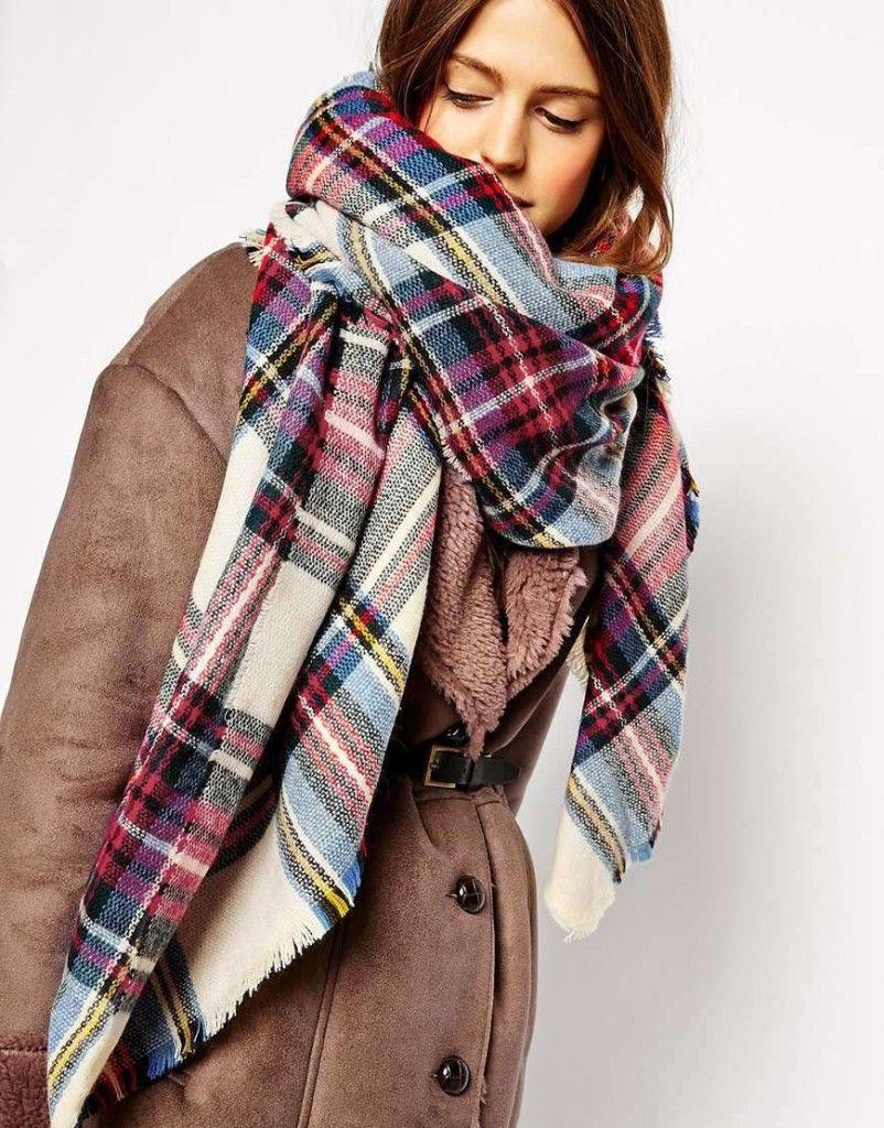 foulard tartan ecossais. foulard tartan ecossais Echarpe ... 44ebbaaa7ba