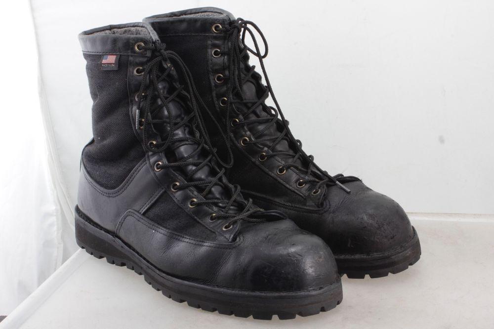 60c84c0de7c Danner Acadia Steel Toe Work Boots Size 13 EE Gore-Tex 22500 USA ...