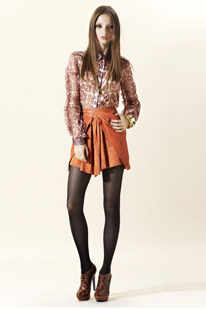 Just Cavalli Pre-Fall 2010 - Collection - Gallery - Style.com