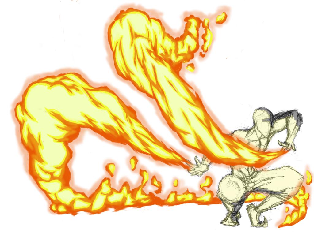 Firebending, Arms by moptop4000.deviantart.com on @deviantART