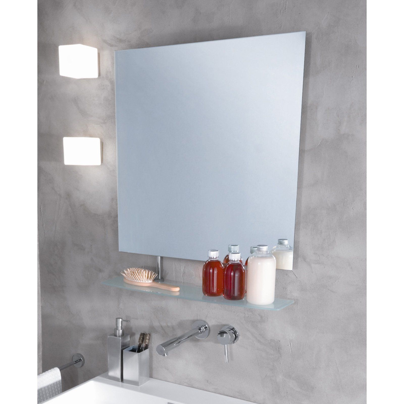 Ws bath collections speci vanity wall mirror speci