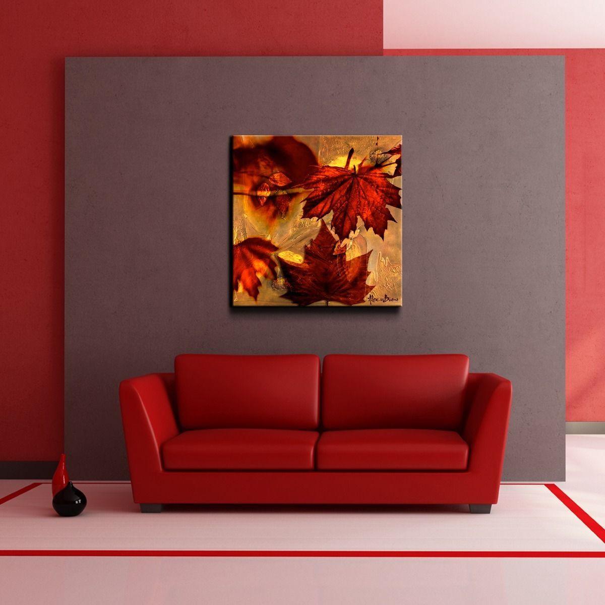 Ready2hangart Alexis Bueno Abstract Oversized Canvas Wall Art