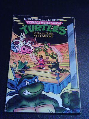 Teenage Mutant Ninja Turtles Adventures Collected Series Vol. 1 graphic novel