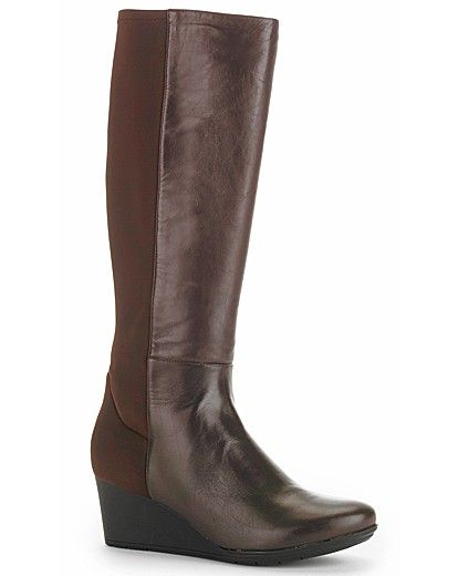 20abe149a2bea Rockport Total Motion Tall Stretch Boot   Shoooooes   Boots, How to ...