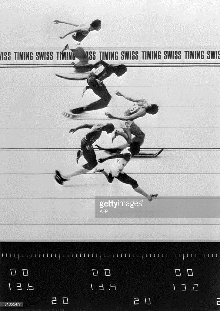 Allsport Hulton/Archive Jeux olympiques, Olympique, Montréal