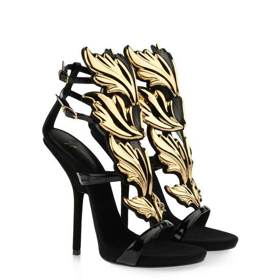 Sandals - Shoes Giuseppe Zanotti Design Women on Giuseppe Zanotti Design  Online Store   Melissa Nation   - Spring-Summer collection for men and women . df69ad8f1a