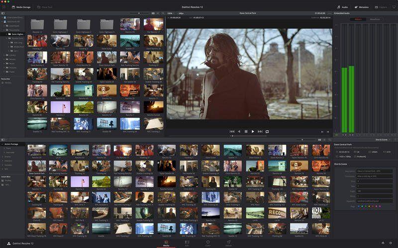 Telecharger Davinci Resolve Logiciel Gratuit De Montage Et D Etalonnage Video Free Video Editing Software Video Editing Software Video Editing