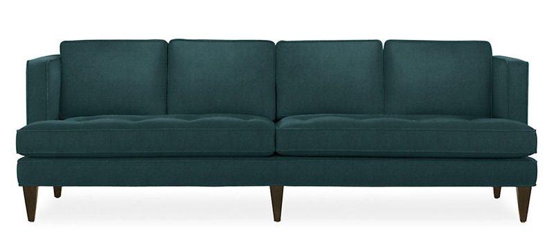 Supersized Style Extra Long Sofas Custom Sofa Modern Furniture