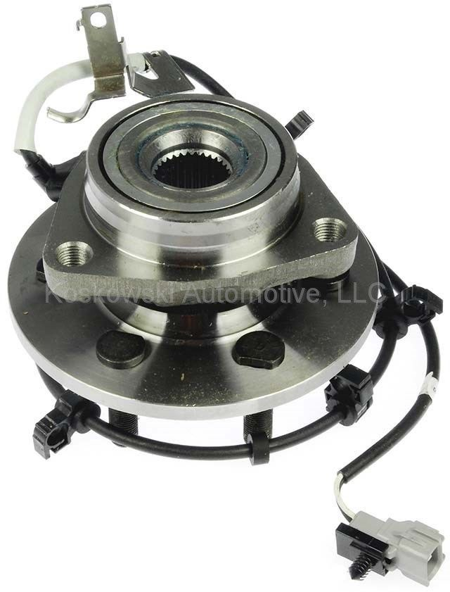 Best Hub Assembly For Dodge Ram 2500 : assembly, dodge, Dodge, Dakota, Wheel, Bearing, Assembly, Dorman, 4110365, 52068964AB, Durango, Axle,, Dorman,