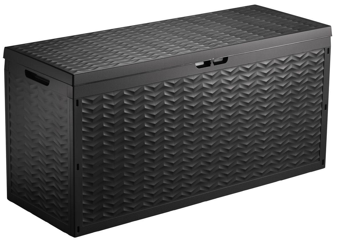 Auflagenboxen  Oxid7 Kunststoff Auflagenbox 320L Gartenbox, Gartentruhe ...