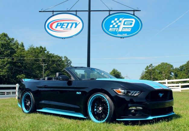 """Ford Gets Petty Announces Limited Run of """"King Edition"""