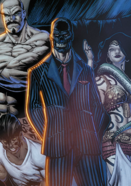 Black Mask screenshots, images and pictures - Comic Vine