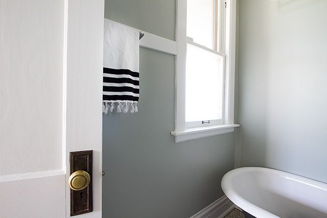 Behr Keystone Gray In An Array Of Different Light