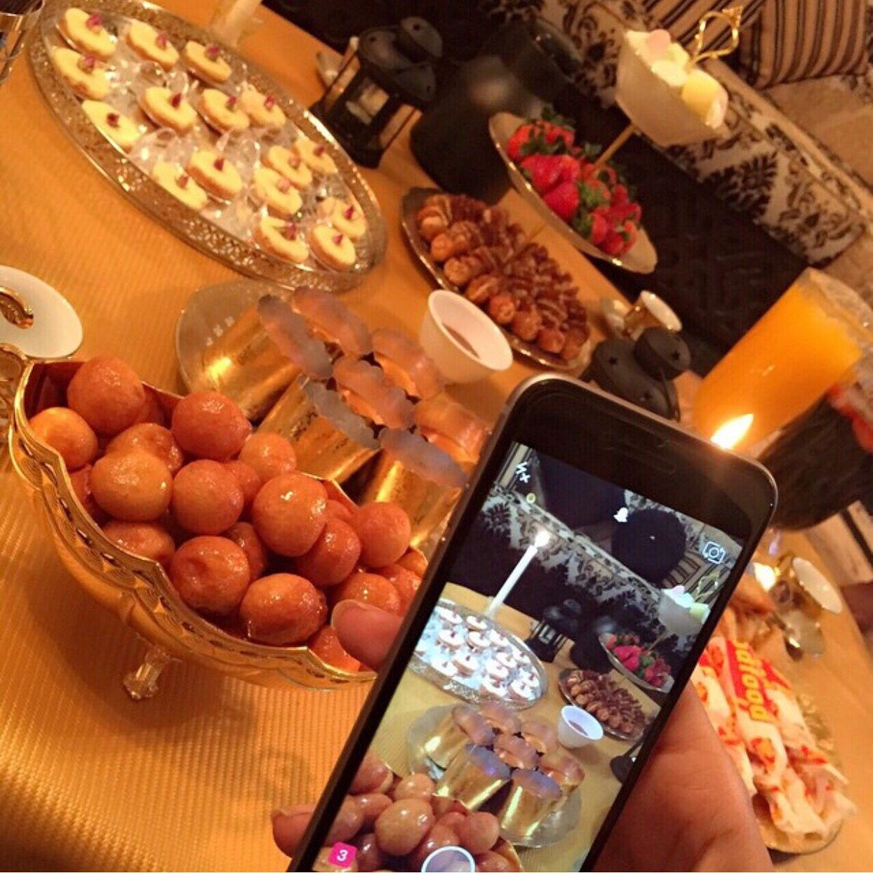 تقبل الله طاعاتكم Toty0089 شاركتنا فطورها المرتب اليوم ايش السحور المفضل في رمضان اعمل لنا تاج على فطور و سحور رمضان رمضان Snap Food Ramadan Recipes Food