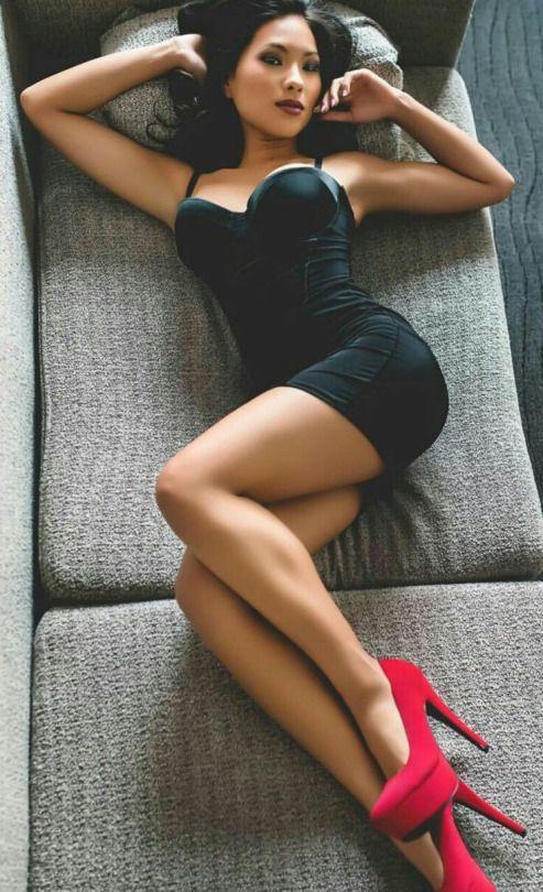 Longest Legs Porn 100