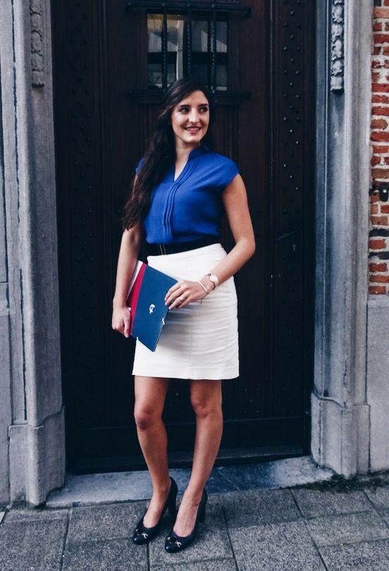 Verbazingwekkend Mijn persconferentie outfit (+ extra: shop ze zelf!) (met IU-07