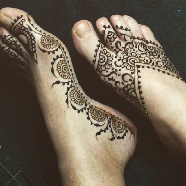 Mehndi Simple Designs For Foot : Pinterest alexandrahuffy henna