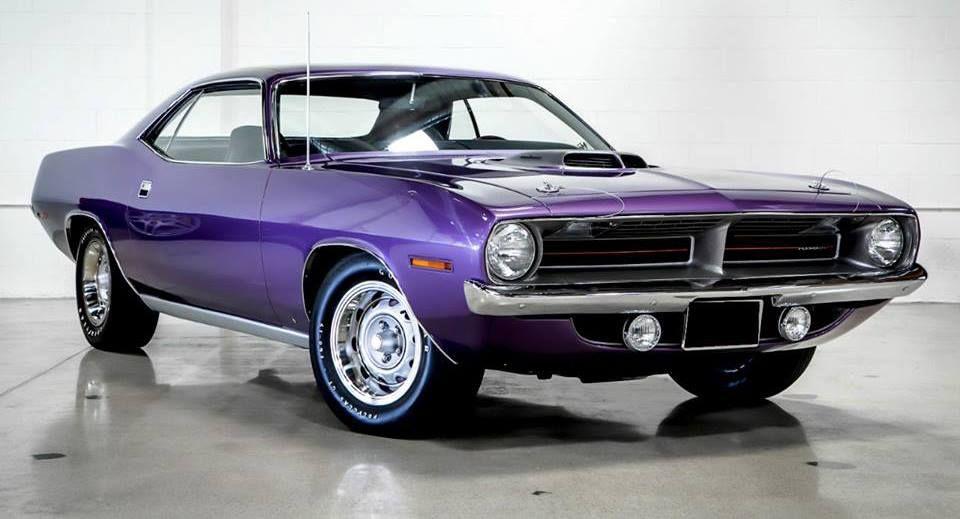 Cuda 1970  Favourite muscle car! <3