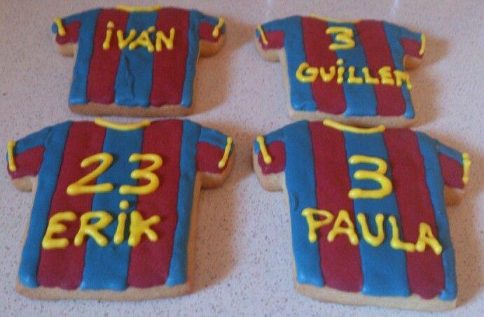 Galetes Barça