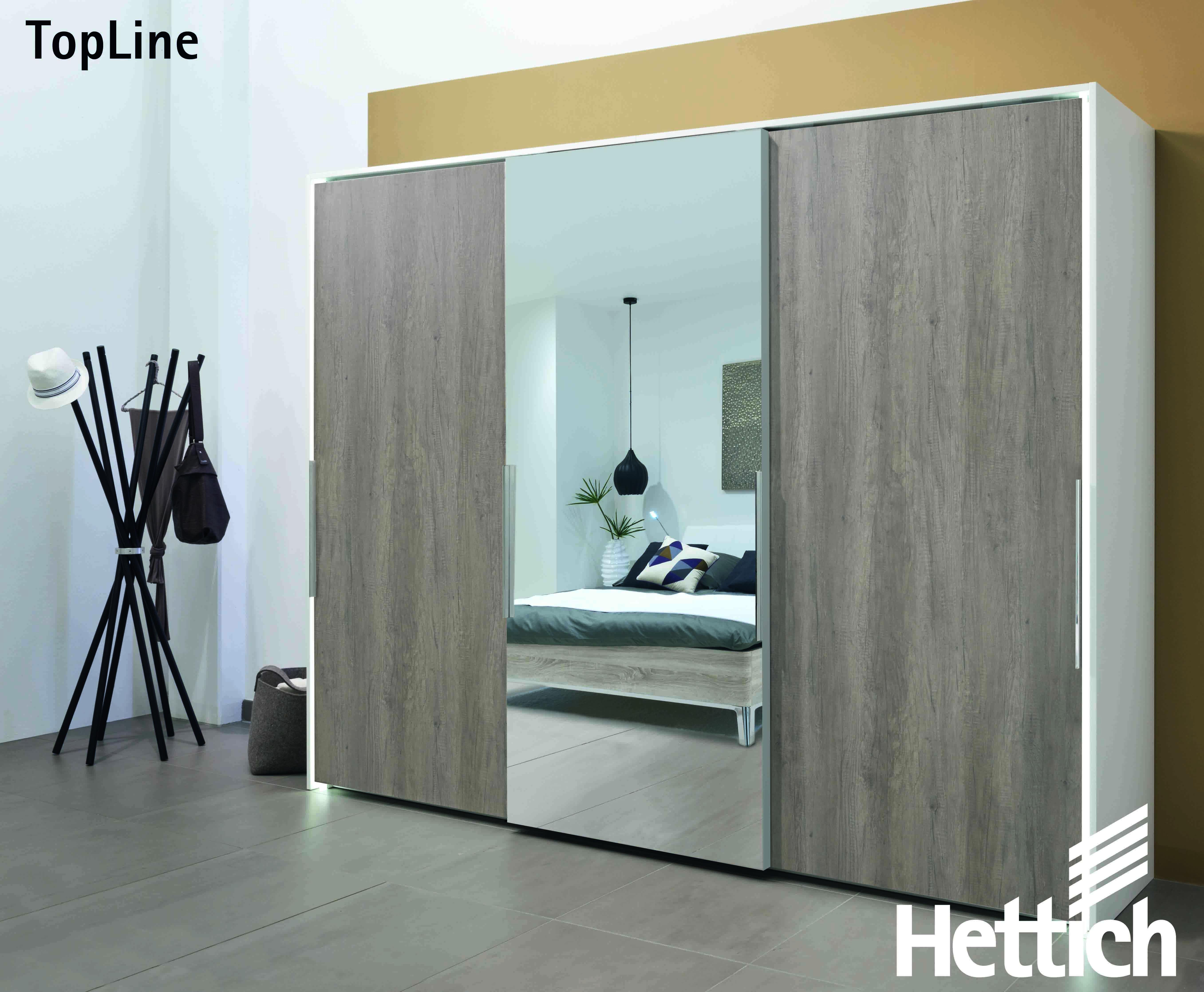 Exterior: The TopLine Sliding Door System Range From Hettich Can