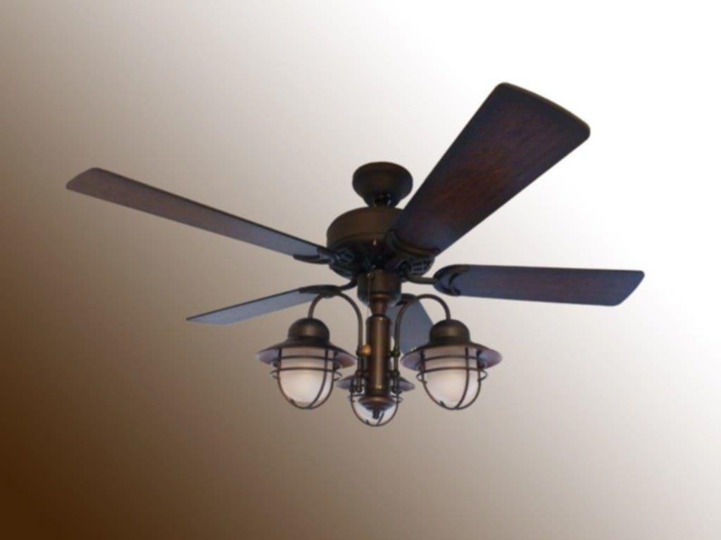 Pin On Ceiling Fan Farmhouse Sleek