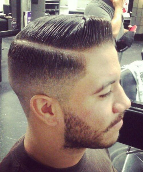 Men Side Part Haircuts Hairstyles