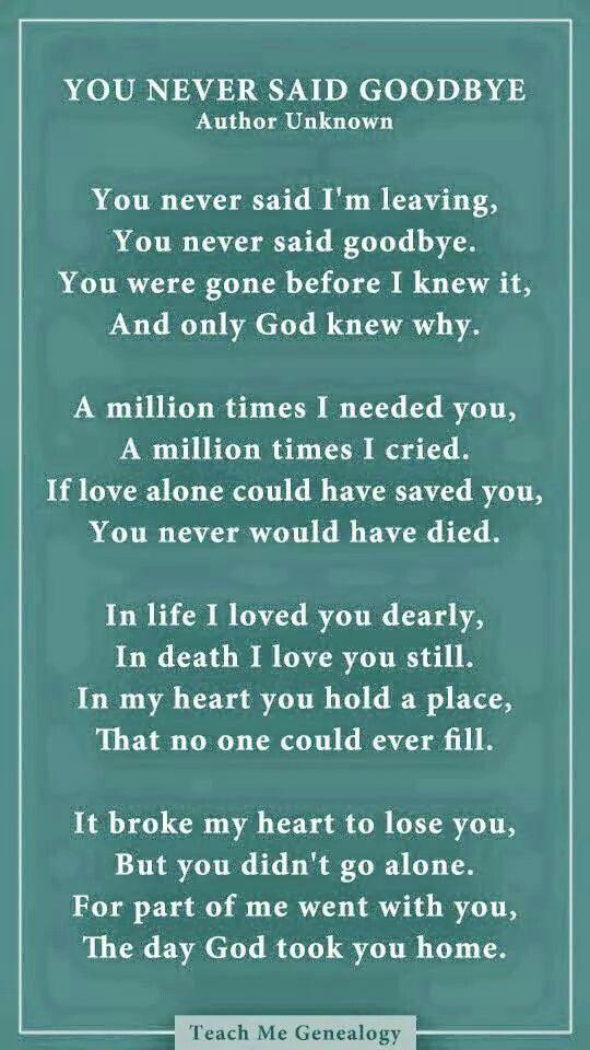 Bonne Anniversaire Papa Emeka Collins Goodbye Poem