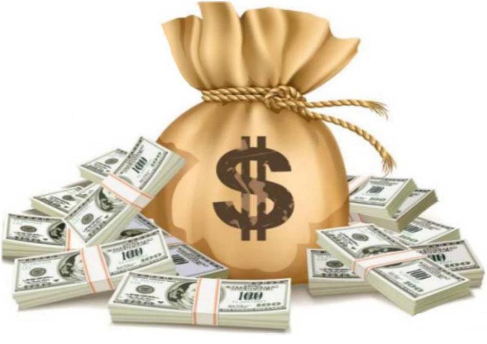 Открытки деньги
