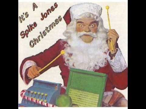 All I Want For Christmas Is My Two Front Teeth Spike Jones Funny Christmas Songs Christmas Music Videos Christmas Music