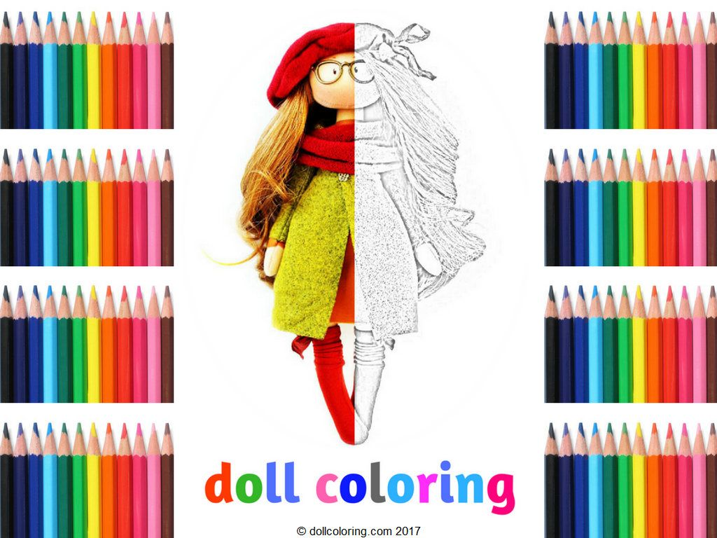 Childrens coloring sheet of a rag doll - Family Coloring Kids Coloring Page Girl Coloring Sheet Printable Fabric Doll Coloring Adult Coloring Cloth Doll Download Rag Doll Digital