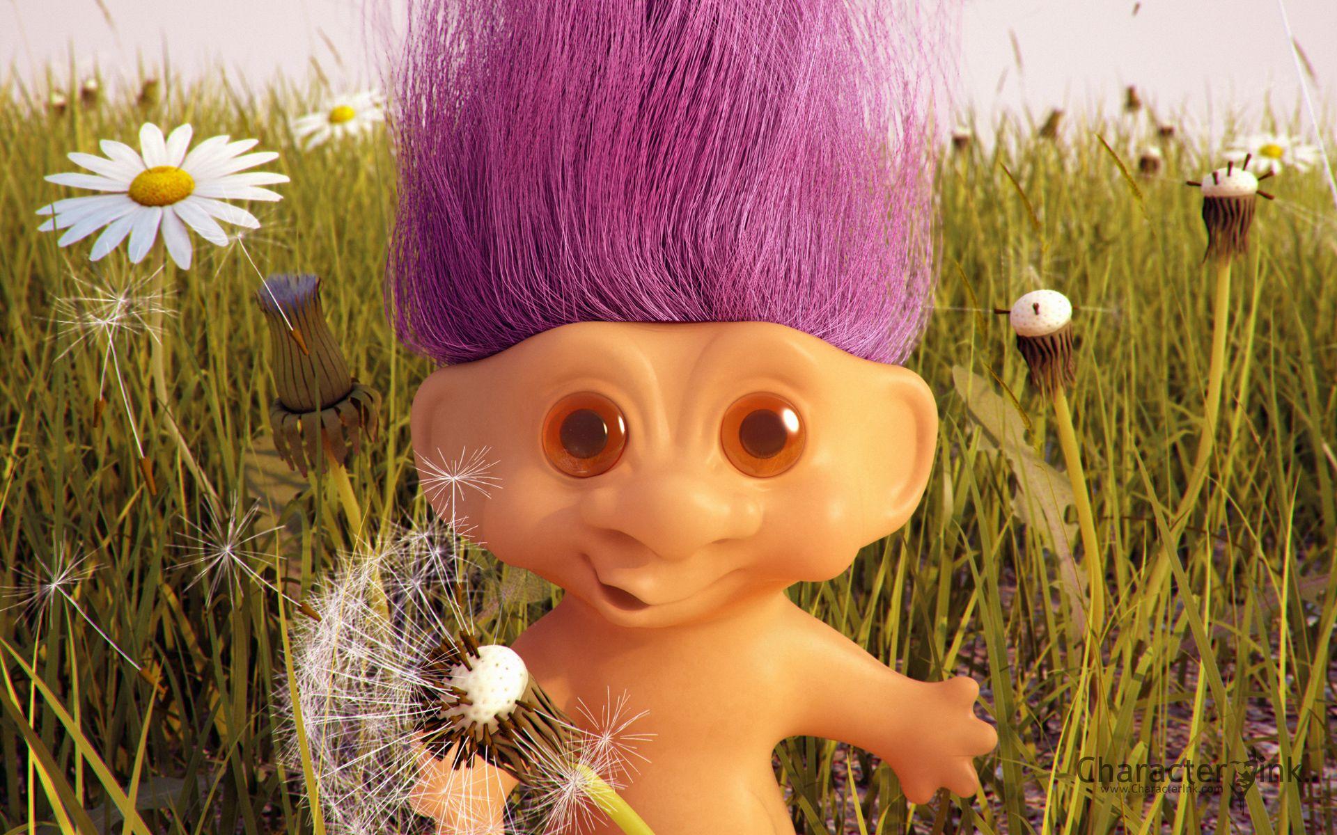 troll dolls | Wallpaper version 1920×1200 and 1920×1080 . Ask if you want other .