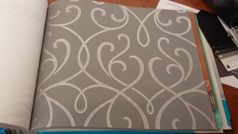 Sherwin Williams Wallpaper from the HGTV Collection