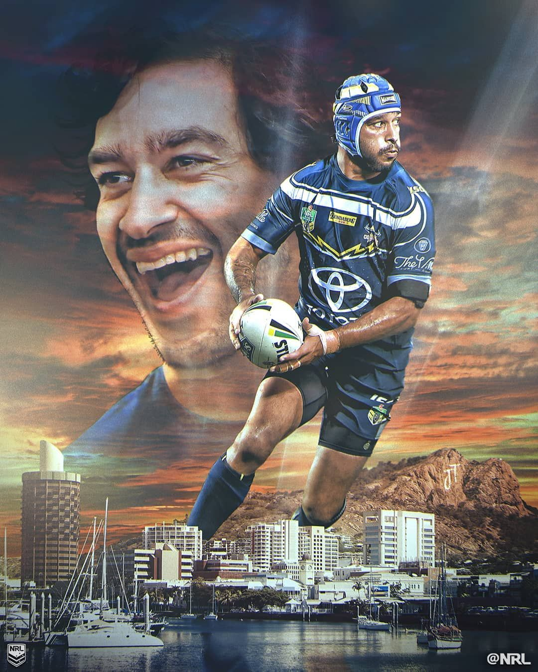 Pin By Shiftrefresh On Rugby League Johnathan Thurston Nrl Rugby League