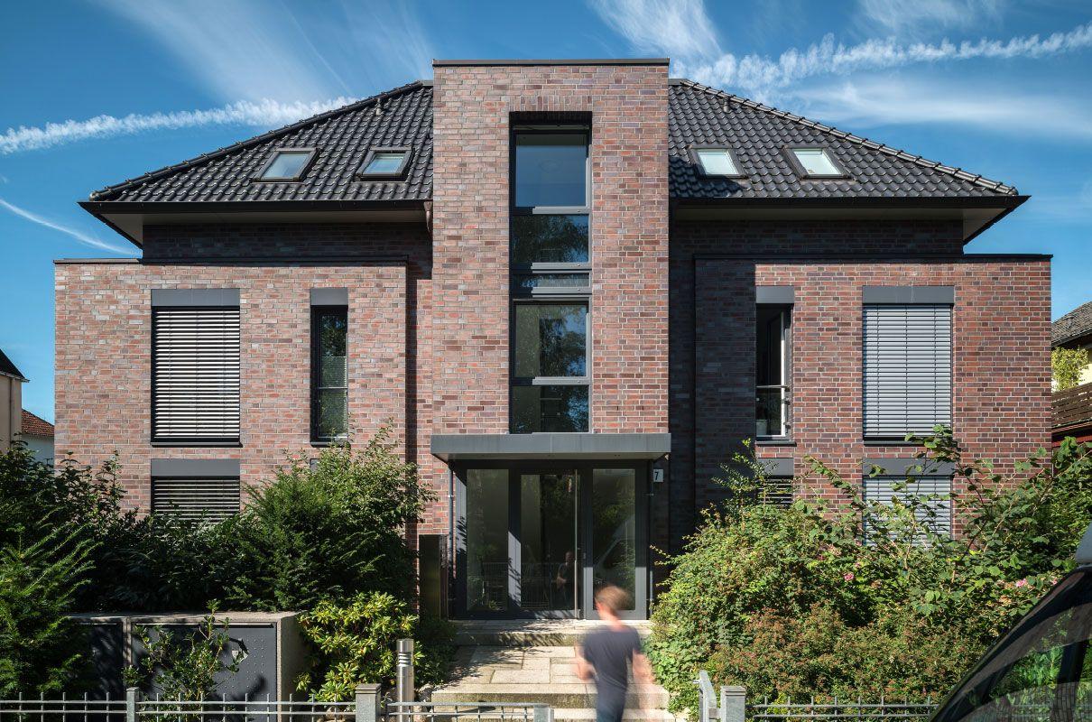 Mehrfamilienhaus, Hamburg Othmarschen JK Architektenteam